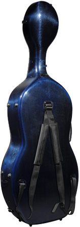 Cello Case back